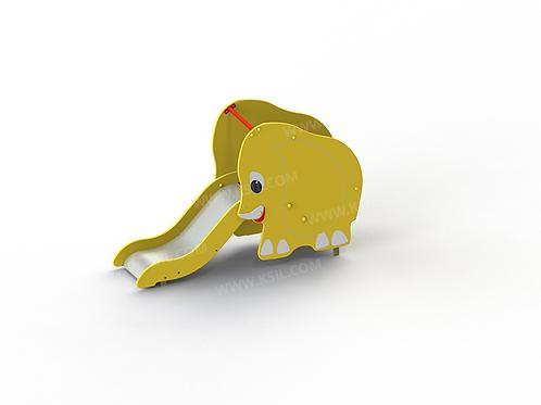 4218 - Горка «Слоненок»