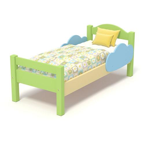 Кровать с облачком