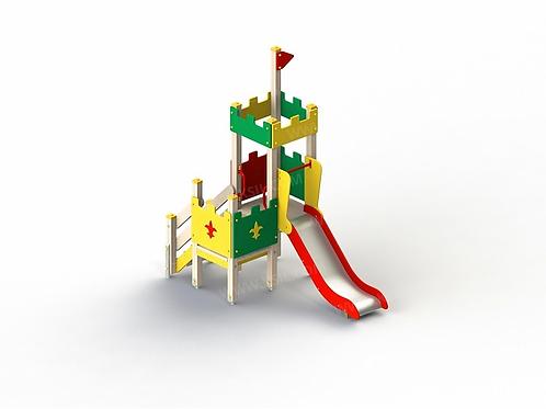 5291 - Детский игровой комплекс «Крепость»