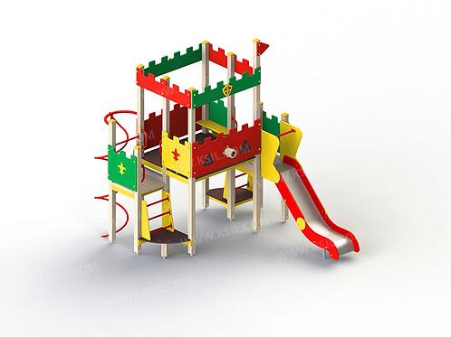 5297 - Детский игровой комплекс «Крепость»