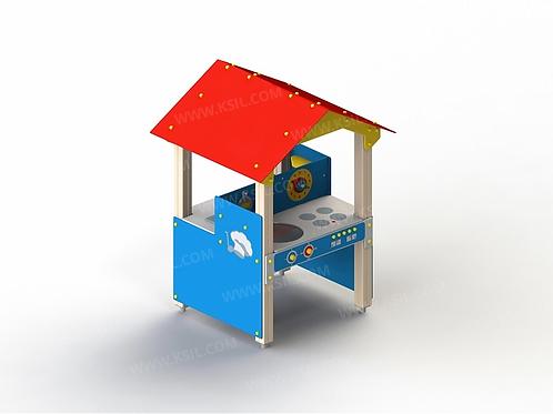 4376 - Мастерская-кухня с навесом для детей с огр. физ. возможностями