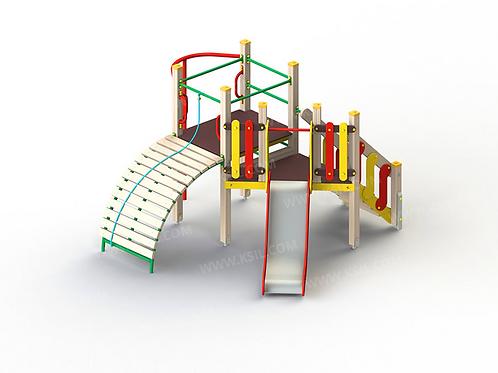 5106 - Детский игровой комплекс