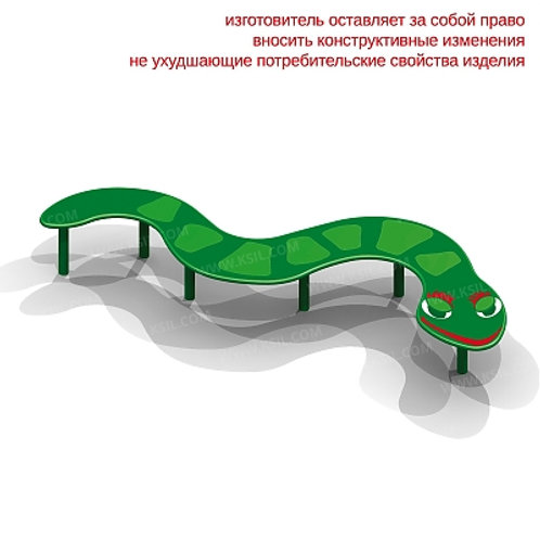 6199 - Дорожка «Змейка»
