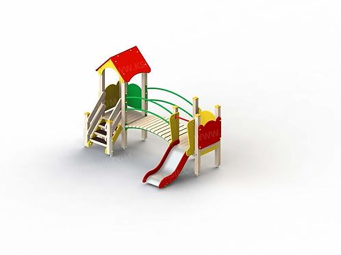 5118 - Детский игровой комплекс
