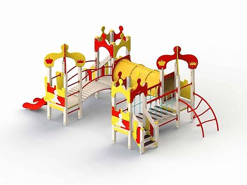 5243 - Детский игровой комплекс «Шахматный клуб»