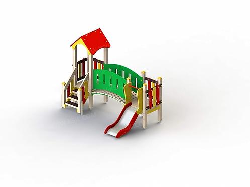 5143 - Детский игровой комплекс