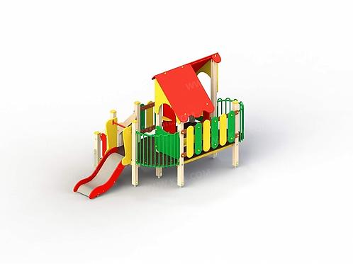 5105 - Детский игровой комплекс