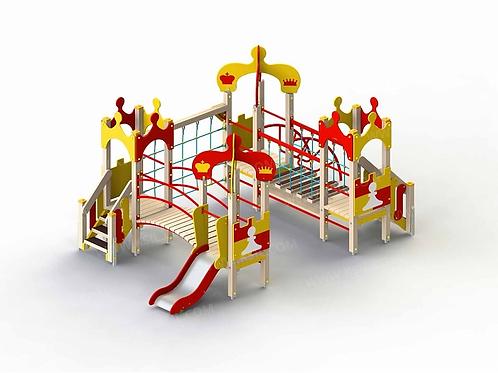 5241 - Детский игровой комплекс «Шахматный клуб»