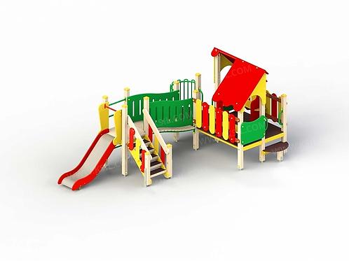 5104 - Детский игровой комплекс