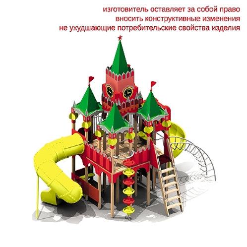 """5673 - Детский игровой комплекс """"Кремлевские башни"""""""