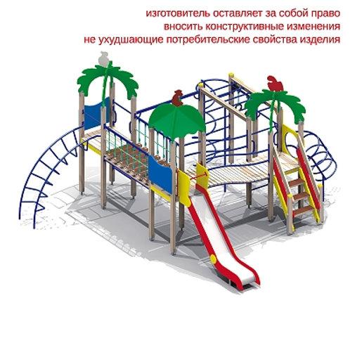 """5611 - Детский игровой комплекс """"Ривьера"""""""