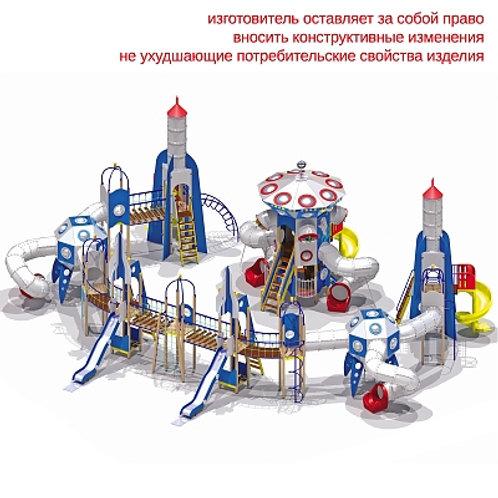 """5620 - Детский игровой комплекс """"Космос"""""""