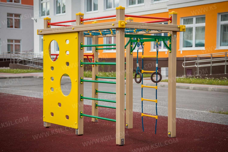 Детские спортивные комплексы 3+