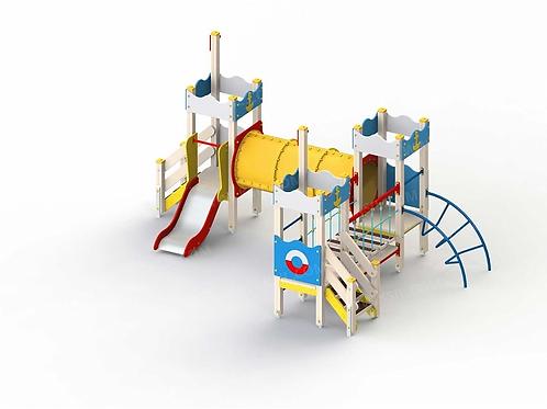 5287 - Детский игровой комплекс «Золотая рыбка»