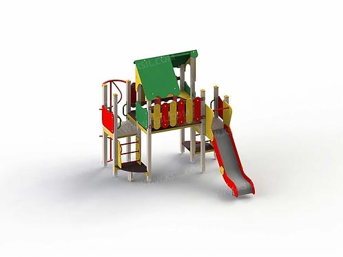 5114 - Детский игровой комплекс