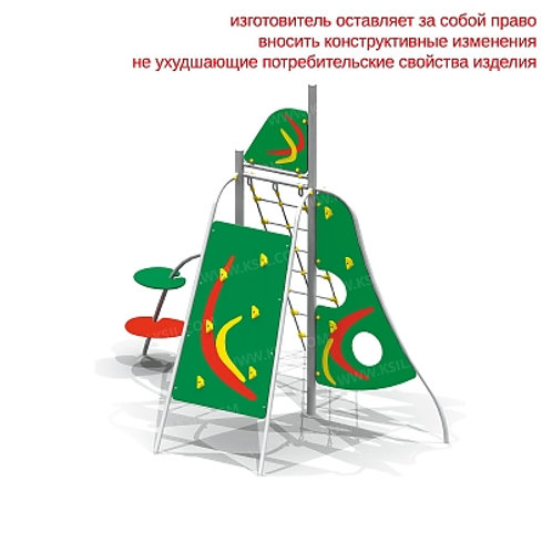 """6404 - Детский спортивный комплекс """"Каскад"""""""