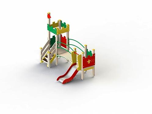 5292 - Детский игровой комплекс «Крепость»