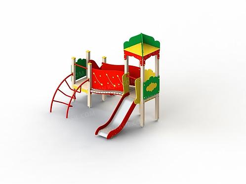 5229 - Детский игровой комплекс «Восточная сказка»