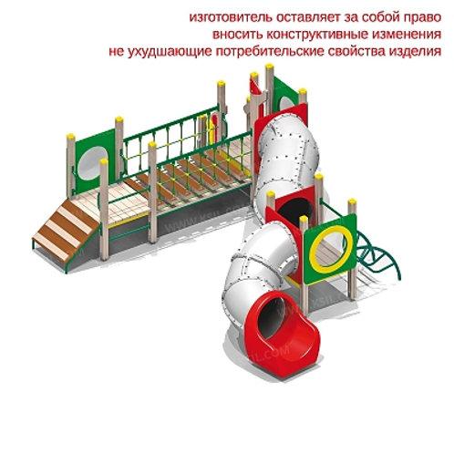 5127 - Детский игровой комплекс «Арктика»