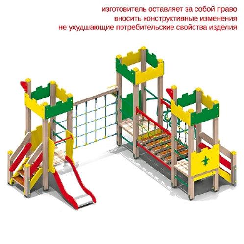 5298 - Детский игровой комплекс «Крепость»