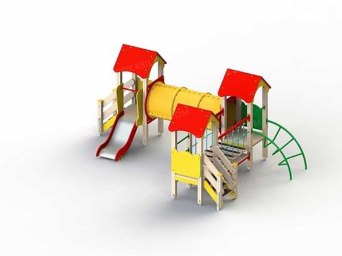 5122 - Детский игровой комплекс