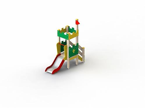 5293 - Детский игровой комплекс «Крепость»