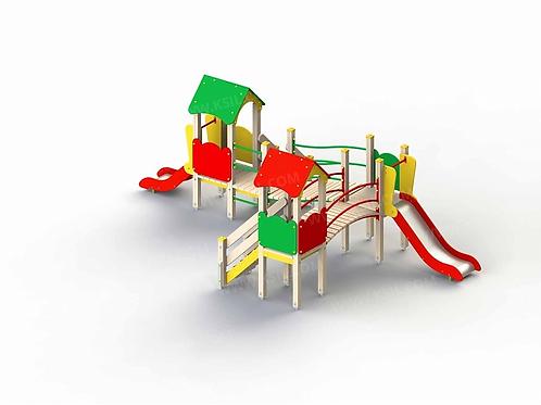 5121 - Детский игровой комплекс