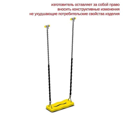 4968 - Сидение для качелей резиновое с подвеской
