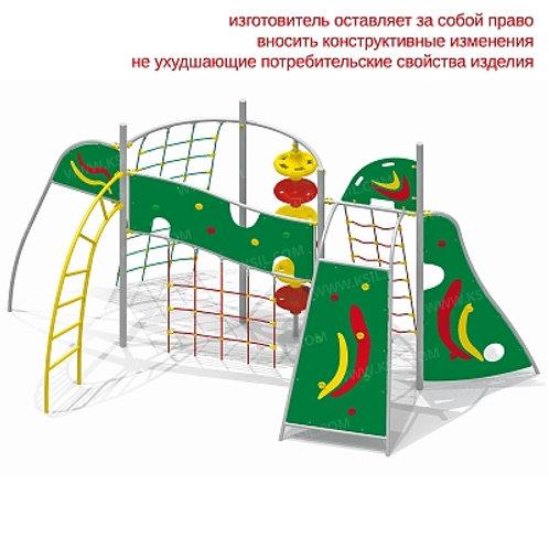 """6401 - Детский спортивный комплекс """"Каскад"""""""