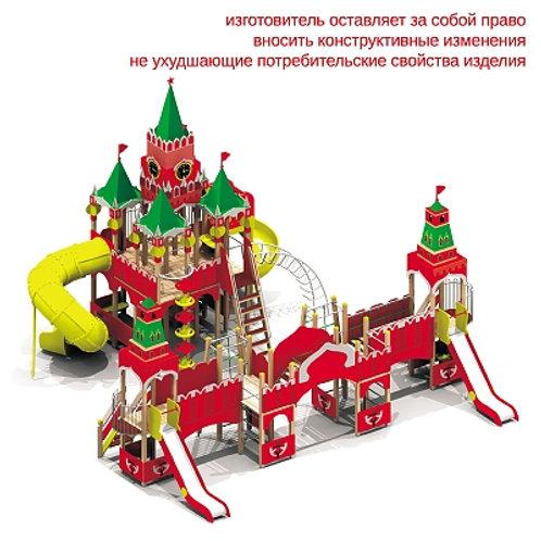 """5671 - Детский игровой комплекс """"Кремль"""""""