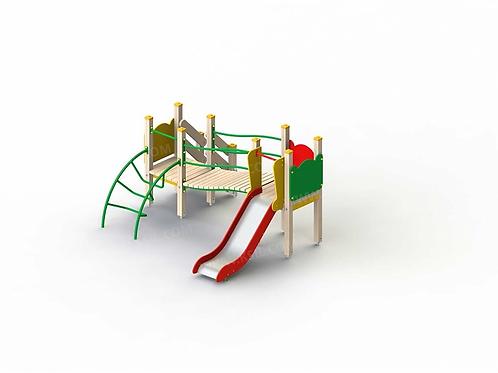 5111 - Детский игровой комплекс