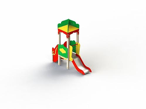 5227 - Детский игровой комплекс «Восточная сказка»