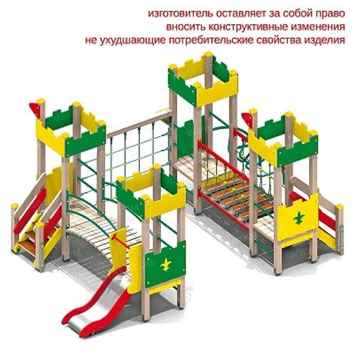 5299 - Детский игровой комплекс «Крепость»
