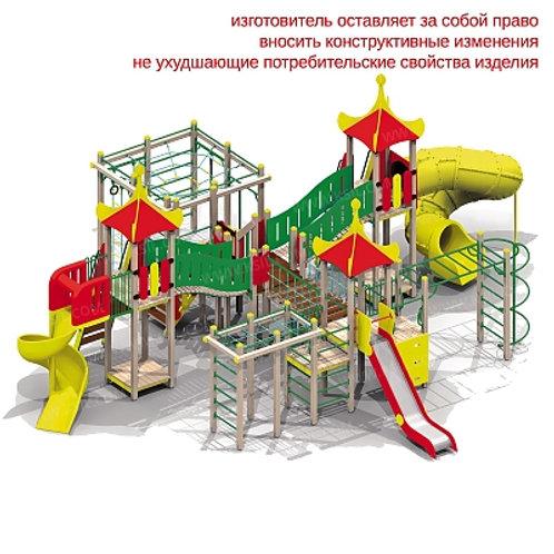 """5451 - Детский игровой комплекс """"Фантазия"""""""