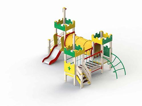 5278 - Детский игровой комплекс «Крепость»