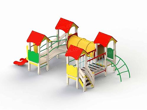 5123 - Детский игровой комплекс