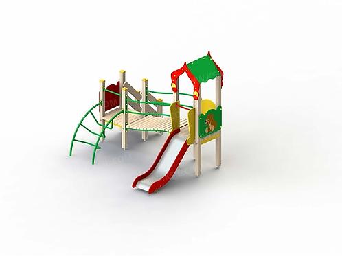 5219 - Детский игровой комплекс «Лесная сказка»