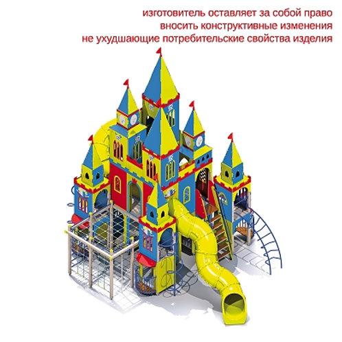 """5661 - Детский игровой комплекс """"Королевский дворец"""""""