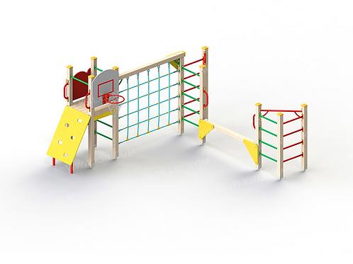 6102 - Детский спортивный комплекс