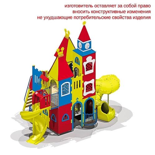 """5669 - Детский игровой комплекс """"Замок принцессы"""""""