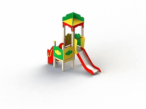 5230 - Детский игровой комплекс «Восточная сказка»