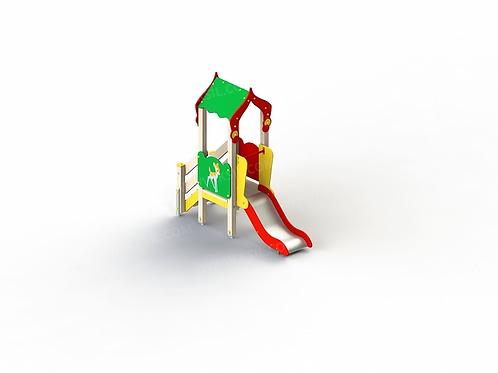 5217 - Детский игровой комплекс «Лесная сказка»