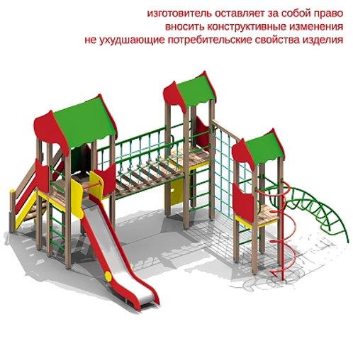 5524 - Детский игровой комплекс