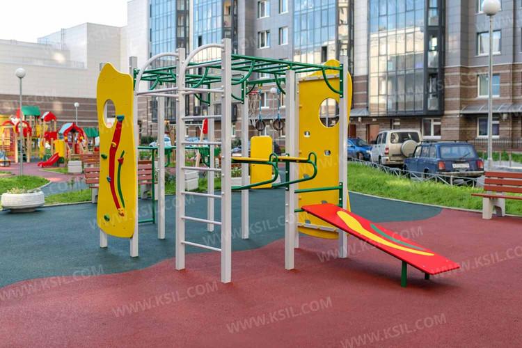 Детские спортивные комплексы 6+