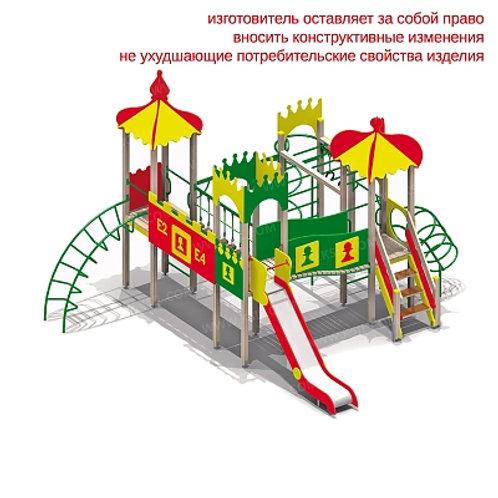 5448 - Детский игровой комплекс «Шахматы»