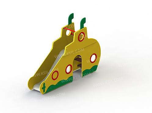 4214 - Горка «Подводная лодка»