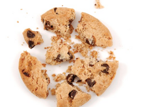 The stale cookie has finally crumbled. What now?