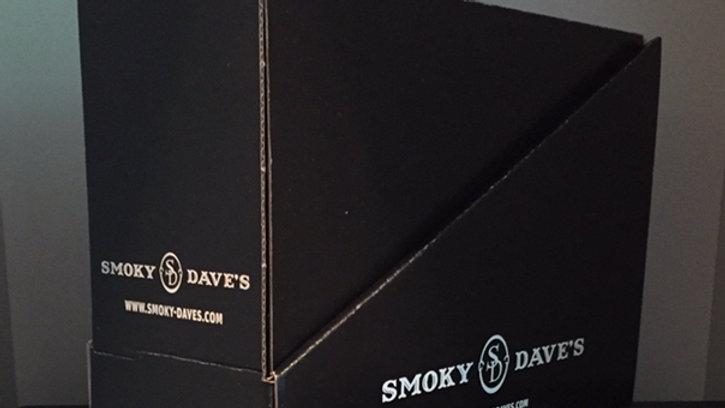 SMOKY DAVE'S - SIXX BOX