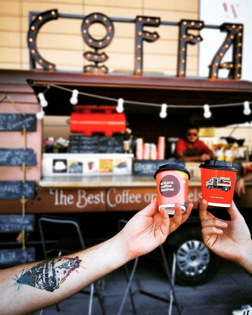 Coffa Coffee Truck