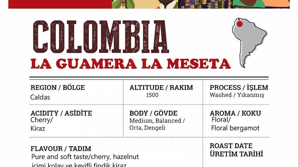 Colombia La Guamera La Meseta
